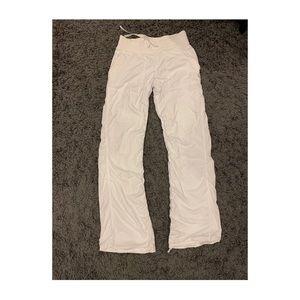 Lululemon studio dance pants